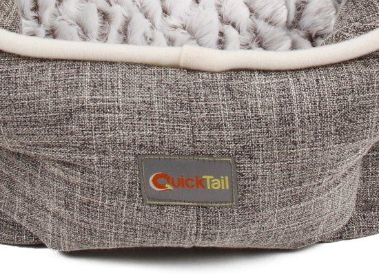 Quicktail Kattenmand - Grijs - 50 x 35cm