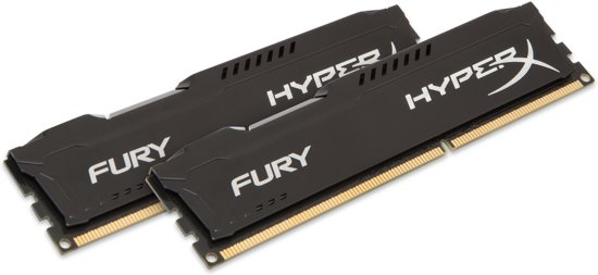 Kingston HyperX FURY 8GB DDR3 1866MHz (2 x 4 GB)