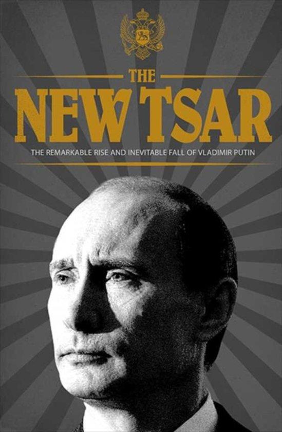 Boek cover The New Tsar (Putin) van Steven Lee Myers (Paperback)