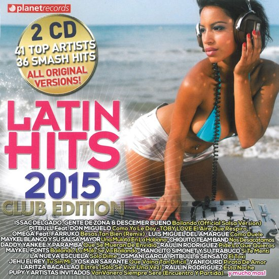 Latin Hits 2015 (Club Edition)