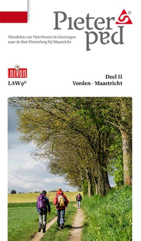 LAW 9-II - Pieterpad 2 Vorden - Maastricht