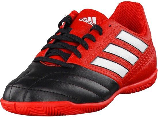 adidas Ace 17.4 Indoor Voetbalschoenen Kids 36 Rood