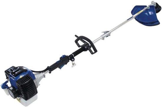 Hyundai 5-in-1 snoeimachine 55cc / kettingzaag / heggenschaar / boomzaag / bosmaaier / grastrimmer - benzine motor