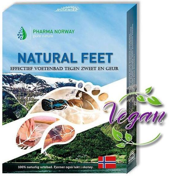 Vegan Natural Feet