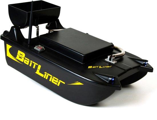 X2 Baitliner - Voerboot - Zwart