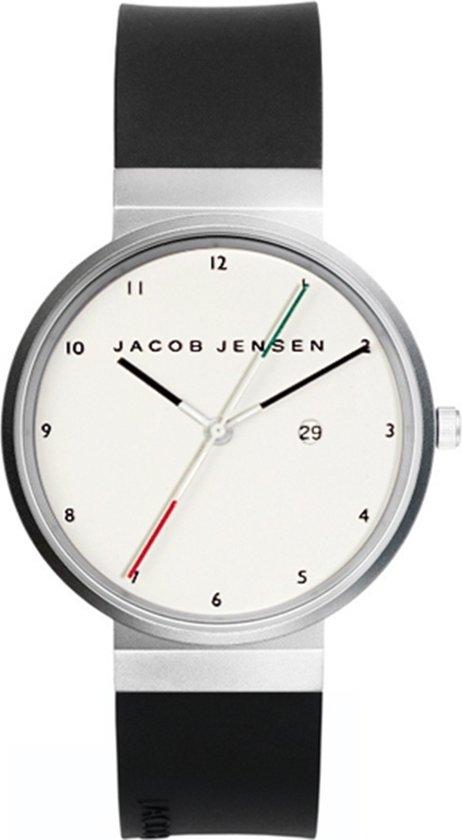 Jacob Jensen New Line 733 Herenhorloge à 3,5 cm