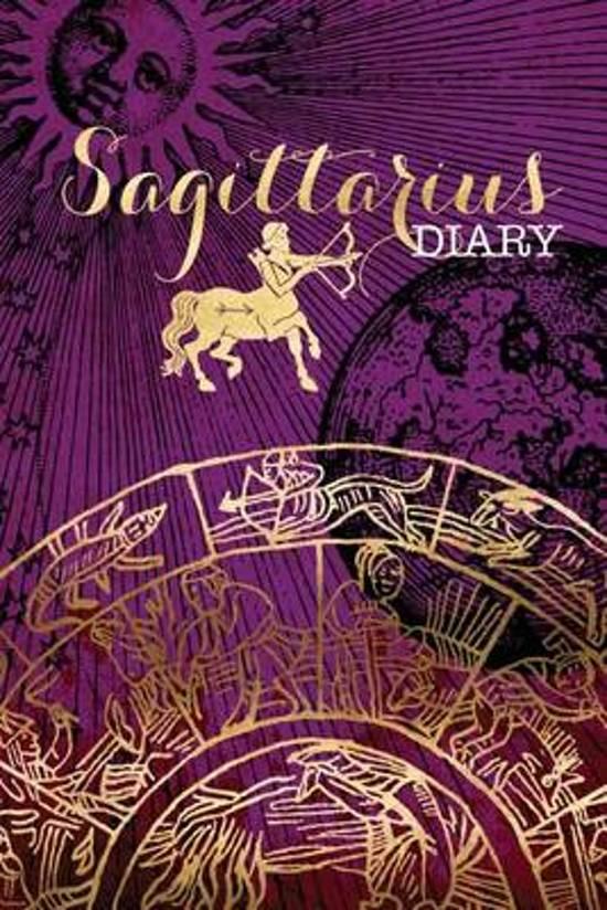 Bol Sagittarius Zodiac Sign Horoscope Symbol Journal