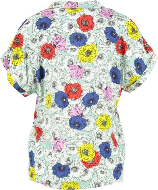 Garcia soepele blouse van stevig viscose - Maat M