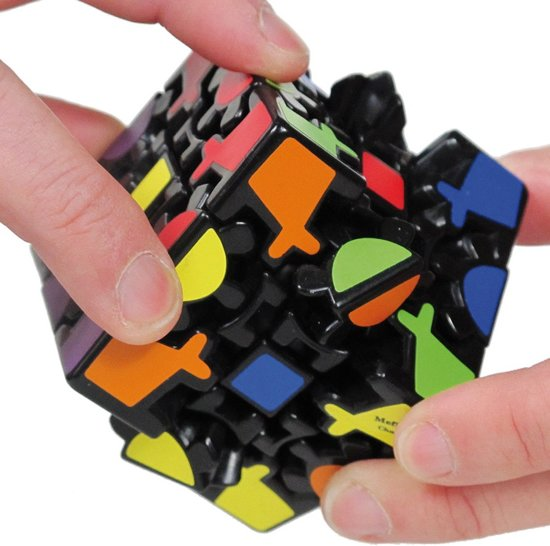 Gear Cube, brainpuzzel, Recent Toy