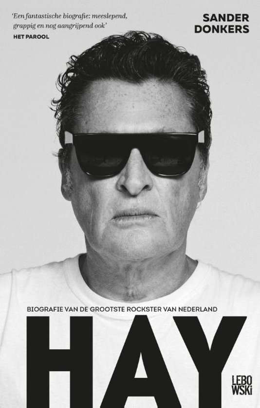 Boek cover Hay van Sander Donkers (Paperback)