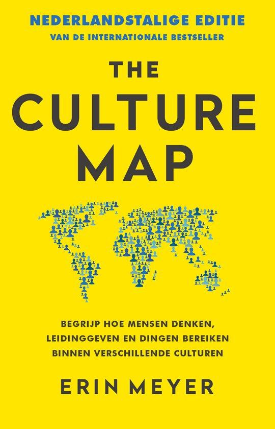 Boek cover The Culture Map NL-editie van Erin Meyer (Paperback)