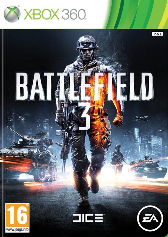 Electronic Arts Battlefield 3, Xbox 360