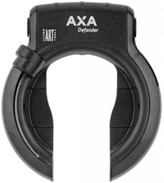 AXA Defender RL Ringslot - ART2 - Zwart
