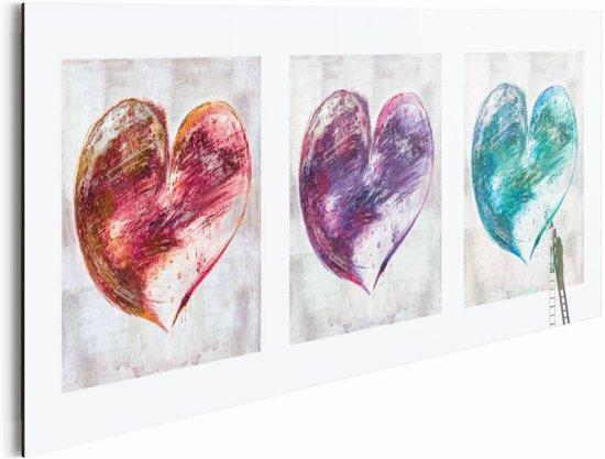Reinders Schilderij Colour Your Life - Deco Panel - 90 x 30 cm - no. 23186