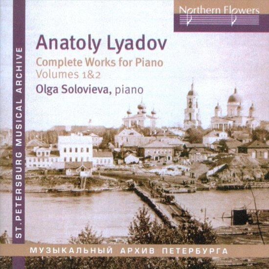 Complete Works For Piano Vol 1 & 2