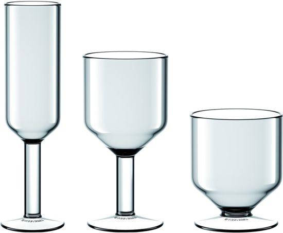 Vice Versa The Good Times Waterglas - Transparant