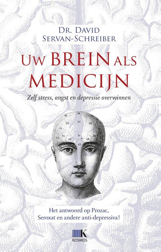 Afbeelding van Uw brein als medicijn (Midprice)