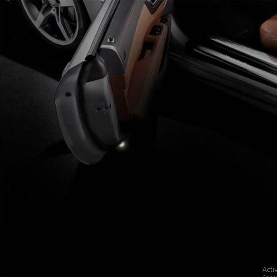 Auto deurlogo projector AUDI