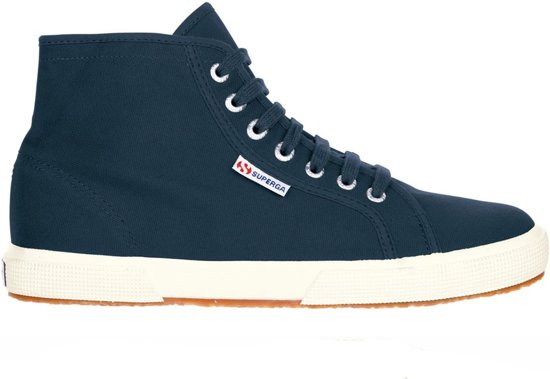 Blauw Sneakers Pluscotu 38 Dames Superga Maat qRH66w