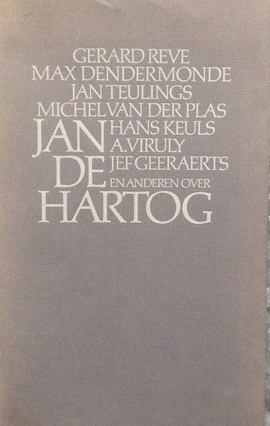 Over Jan de Hartog - Gerard Reve pdf epub
