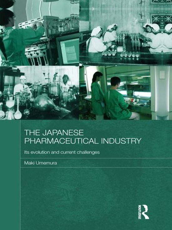 The Japanese Pharmaceutical Industry