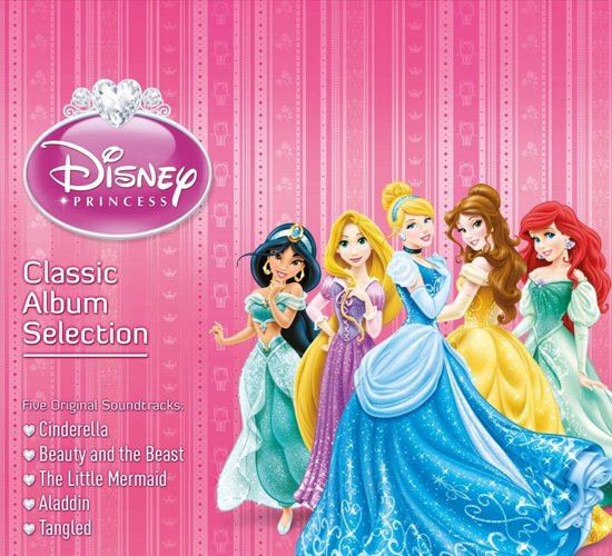 Disney Princess: Classic Album Selection