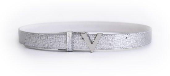 Valentino Divina Riem - Maat L (120 cm) - Zilver