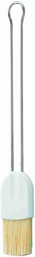 Rösle Bakkwast - Rvs - 23,5 cm - Wit