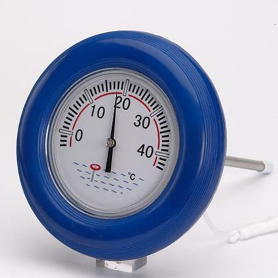 Vijver/zwembad Thermometer Reddingsring -5ºC - +45ºC