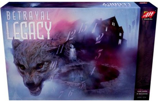 Betrayal Legacy - Engelstalig Bordspel