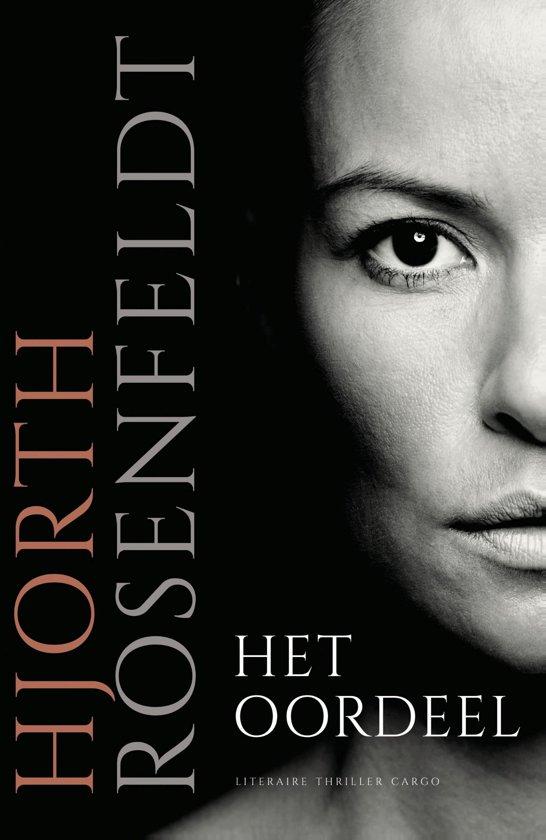 Boek cover Het oordeel van Hjörth Rosenfeldt (Onbekend)