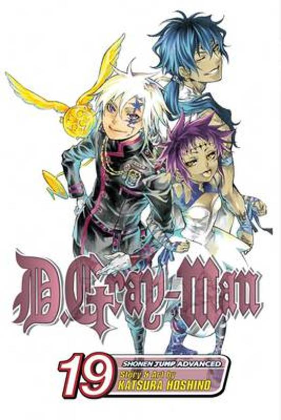 Boek cover D. Gray-man, Vol. 19 van Katsura Hoshino (Paperback)