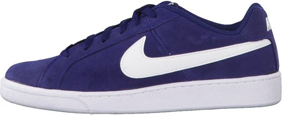 Sneakers Royale Court Nike Suede Heren Blauw wt5xx7vq