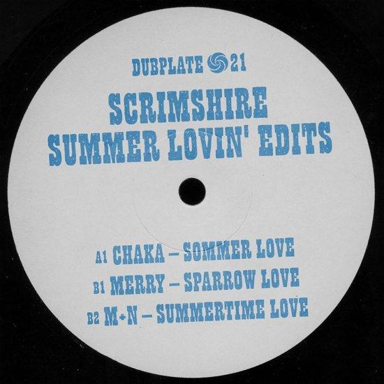 Scrimshire Summer Lovin' Edits