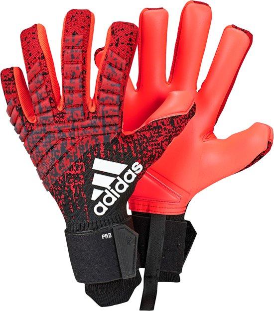 gewoonte voor het hele gezin arriveert bol.com | adidas Predator Pro Red-10 1/2 - Keepershandschoenen