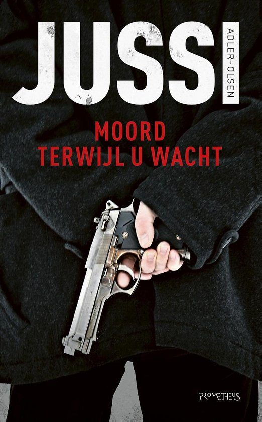 Boek cover Moord terwijl u wacht van Jussi Adler-Olsen (Onbekend)
