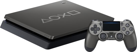 Afbeelding van Sony PS4 Slim Days of Play Special Edition 1TB
