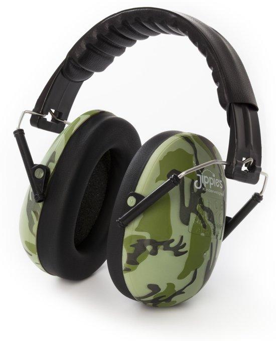 Jippie's - Gehoorbeschermer Baby - Camouflage