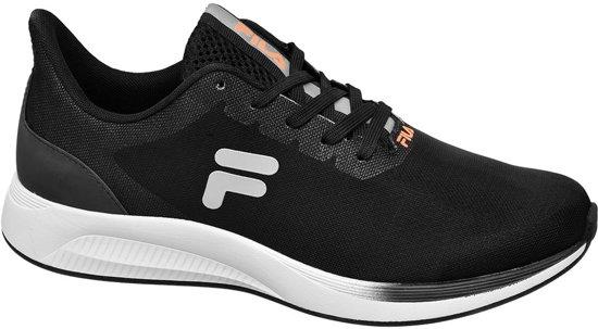Fila Heren Zwarte lightweight sneaker - Maat 44