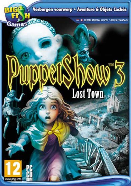 Puppetshow 3: Lost Town - Windows