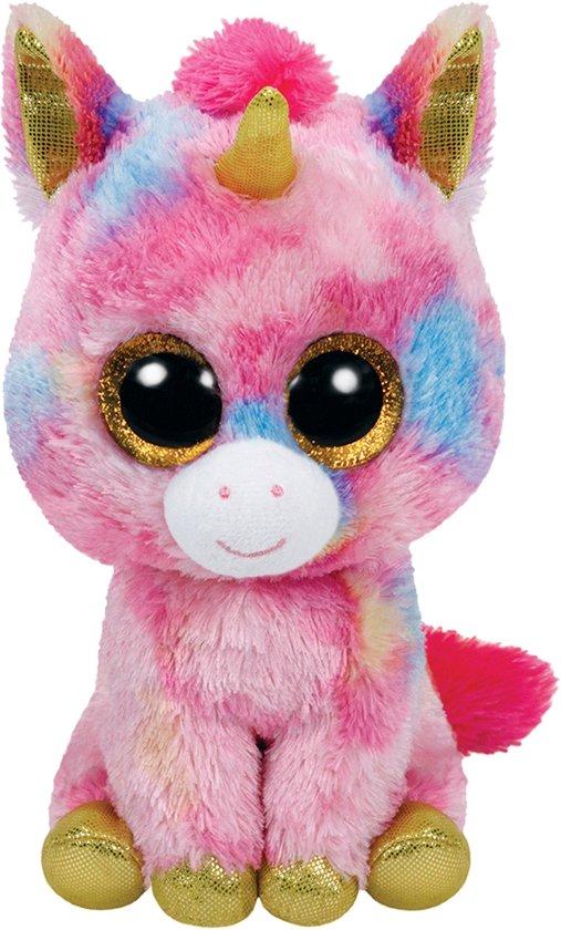 Ty Beanie Boo Fantasia Unicorn 15 cm - Knuffel
