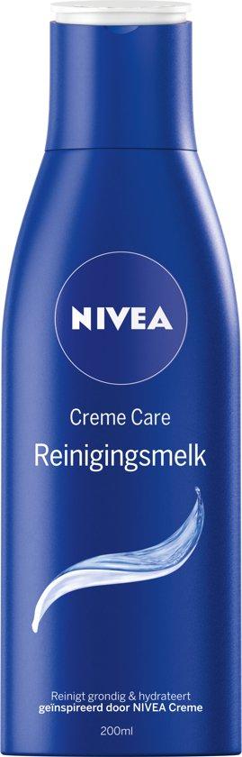 NIVEA Crème Care Reinigingsmelk - Gezichtsreiniger -200 ml