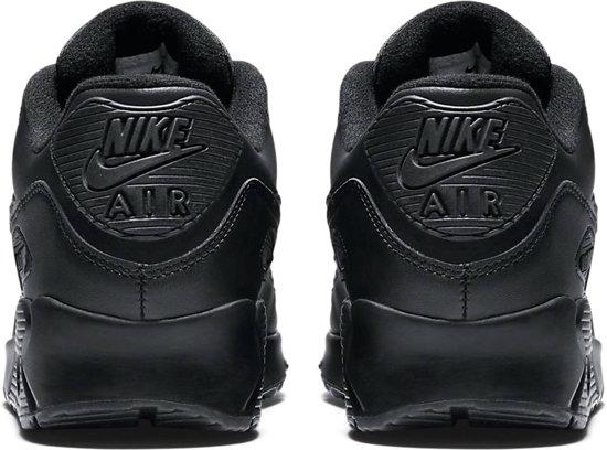 42 Nike 90 302519 Leather Max Air Maat Black 5 001 HHrBR4