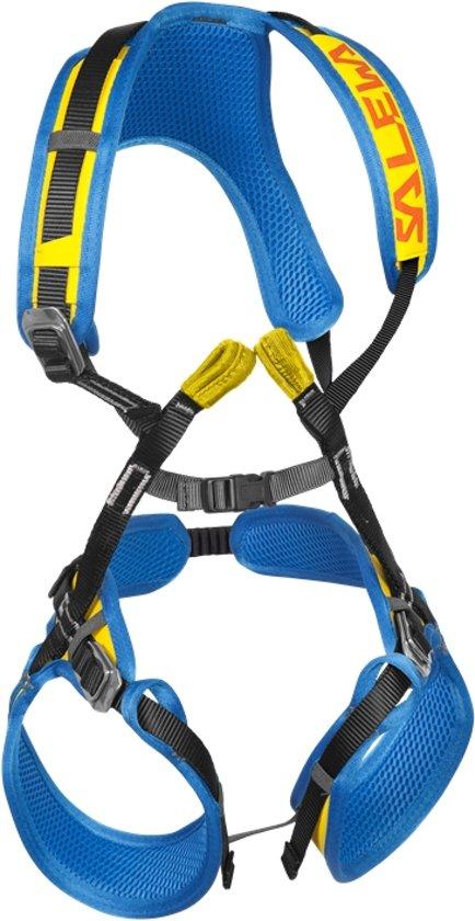 Salewa Rookie FB klimgordel Kinderen blauw Maat unisize