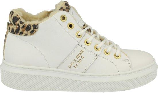 Bullboxer Meisjes Sneakers Alg500 - Wit - Maat 33