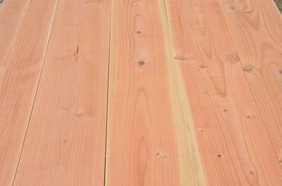 Wood4you - Tuinbank New England Douglas - 180 lang