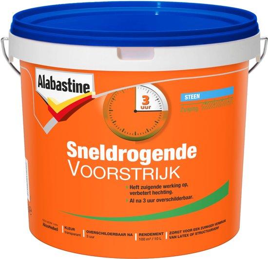 Alabastine Voorstrijk Sneldrogend 2,5 L