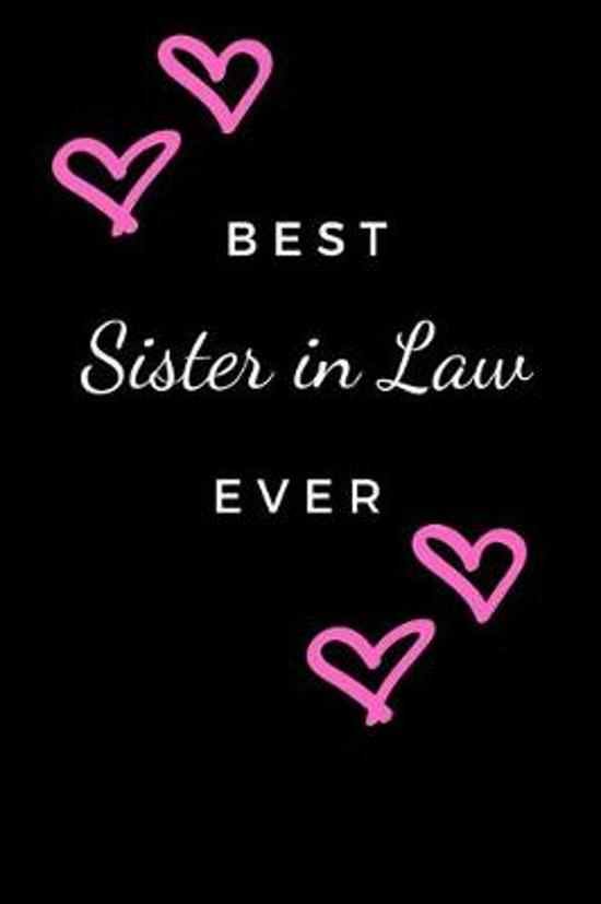 Best sister in law ever