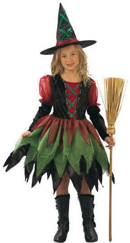 Halloween Superluxe Fee Heks - Kostuum - 4-6 jaar