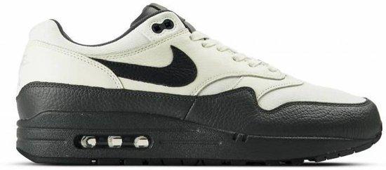 best service b54bc 7c318 bol.com | Nike Air Max 1 Premium 875844-100 Creme Blauw - Maat 43